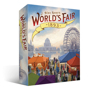 Worlds Fair box