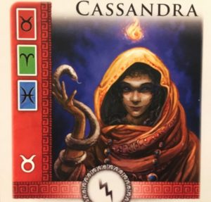Fight for Olympus - Cassandra