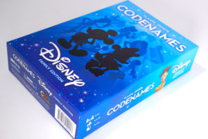 Codenames: Disney box