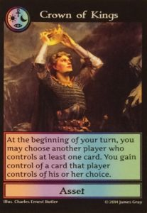 Crown of Kings card