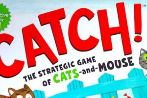 Catch! The Stragegic Game of Cats and Mouse