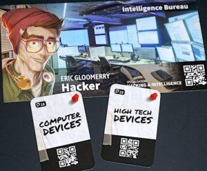 Chronicles of Crime Hacker