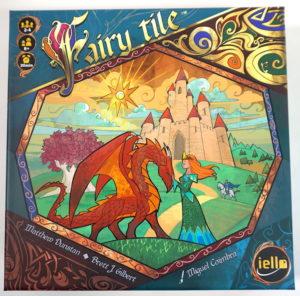 Fairy Tile box