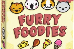 Furry Foodies - cat edition