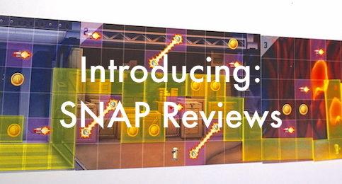 Introducing: SNAP Reviews