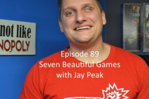 Episode 89: Seven Beautiful Games with Jay Peak