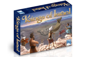 Kings of Israel game