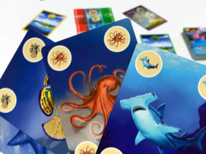 Mini DiverCity Species Cards