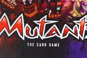 Mutants The Card Game