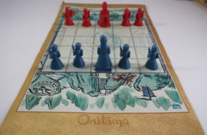 Onitama set up