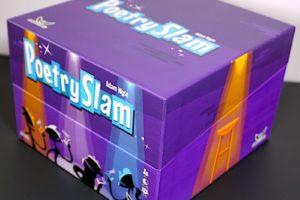 Poetry Slam game box