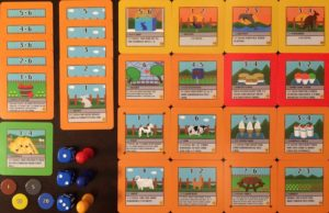 Petting Zoo Card Game cards