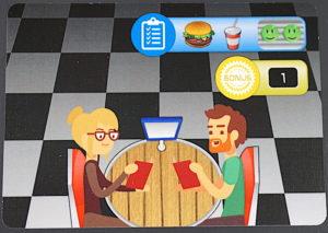 Robo Diner order