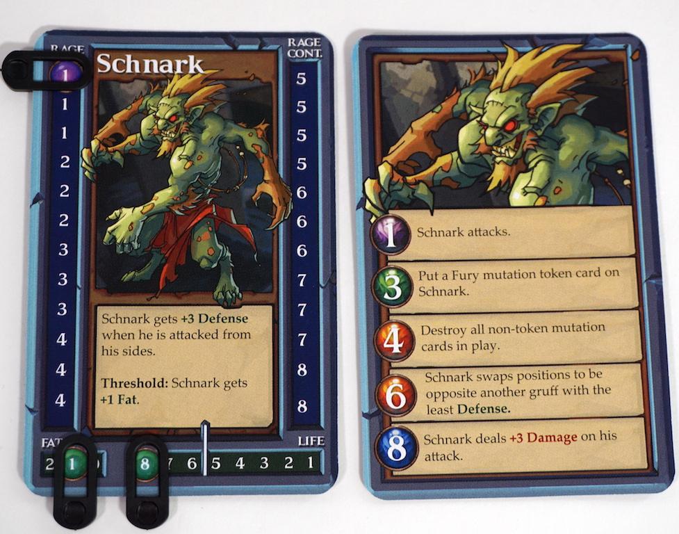 Schnark the Troll