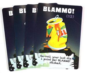 Blammo! cards