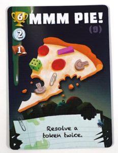 Mmm pie!