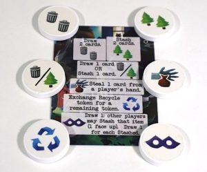 Trash Panda tokens