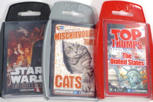 Top Trumps boxes