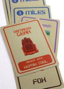 10 Essentials: Damaged Gear card