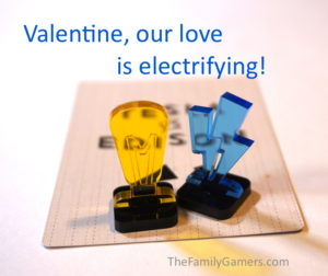 Our love is electrifying