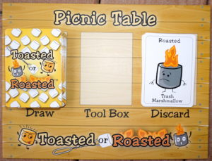 Toasted or Roasted: Picnic Table
