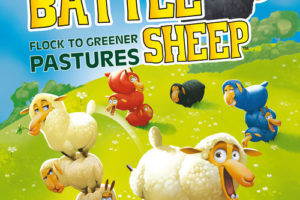 Battle Sheep - Flock to Greener Pastures