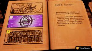 Make a choice - Build the Skyripper
