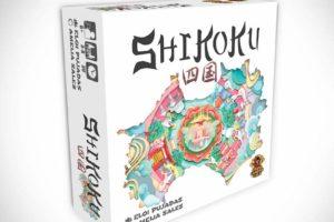 Shikoku game