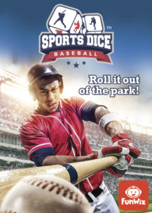 Sports Dice: Baseball - Roll it out of the park!