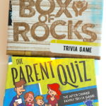 Box of Rocks, The Parent Quiz